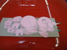 Ferrari 360 430 575 Backlight film