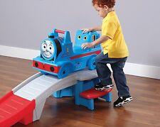 Riding Play Set Thomas Train Tank Engine Up Down Roller Coaster Kids Game Toy
