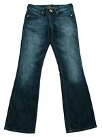 Mavi Jeans Women's Size 26/32 Bella Low Rise Slim Boot Cut