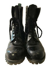 Dr. Martens Getta Grip Vintage Boots Steel Toed Men's 6