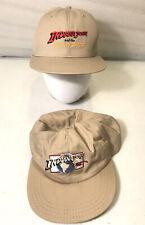 Indiana Jones And The Last Crusade Hat Baseball Cap Adjustable Movie Promotional