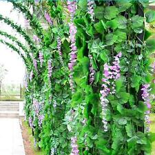 82ft Artificial grape Ivy vine faux Leaf Garland Plants Fake Foliage Décor