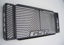 Suzuki GSF 1250 Bandit Kühlerabdeckung black Logo RoMatech 5067