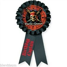 Pirates of the Caribbean Guest of Honor Ribbon-Rare-Chek out my Ebay Store