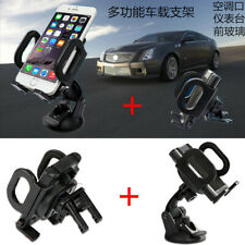 Hot -Li270 Car Windshield +Air Vent Holder Mount Stand For Mobile Phone Apple