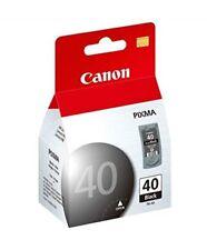 GENUINE Canon PG-40 Cartridge for PIXMA MP210 MX300 MP460 iP1600 iP1700 iP2600
