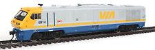 SALE! Rapido VIA RAIL Bombardier LRC Diesel Engine w/ DCC & Sound #6914 NIB
