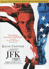 JFK (SPECIAL EDITION DIRECTOR'S CUT) NEW DVD