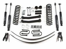 "1984-2001 Jeep Cherokee XJ 4.5"" Full Suspension Lift Kit Zone Offroad J8N J9N"