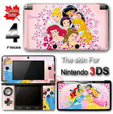 Princess Classical  SKIN VINYL DECAL STICKER COVER NEW SKINS #1 for Nintendo 3DS
