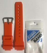 CASIO Original G-Shock Watch  Band   DW-6900MM-4  GW-M5610MR-4  Orange  Strap