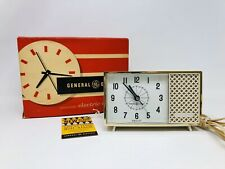 New ListingNew Vintage Ge General Electric Mel-O-Tone Model 7287Ka Night Stand Alarm Clock