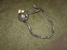 2003 kawasaki vulcan vn750 750  left control turn signal choke light switch