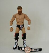 WWE DANIEL BRYAN ELITE TOYS R US EXCLUSIVE BEST OF PAY-PER-VIEW MATTEL FIGURE