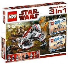 Bien: LEGO STAR WARS 66341 - 3 in 1 Super Set-Incl. 8014 8015 8091