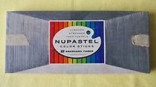 "Vintage Eberhard Faber No. 273 ""Nupastel� 36 Color Sticks *Light Use"
