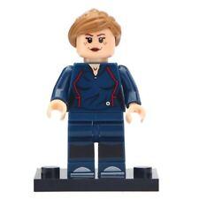 Pepper Potts - Marvel Universe Ironman Themed Lego DYI Minifigure Gift For Kids