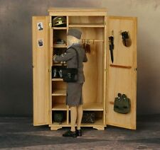 1/6 scale modelling WOODEN CABINET Action Figures scene 12 inch german soldiers