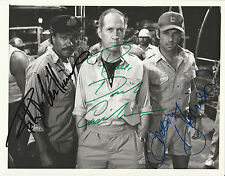 Billy Dee Williams Gregory Harrison David Carradine1986 Tv Film W/Coa