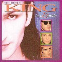 King - Love E Pride - The Best Of K Nuovo CD