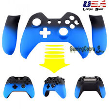 Shadow Light Blue Custom Front Housing Shell Case Panel for Xbox One Controller
