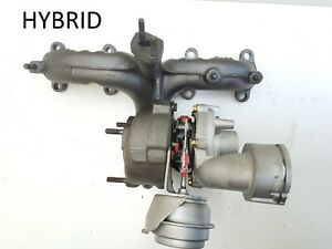 UPGRADED HYBRID Turbocharger FROM 150PD TO 240 ENGINE TURBO ARL SEAT golf AUDI