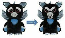 "Feisty Pets Black Dragon Plush 10"" Francisco Flamefart Squeeze Soft Toy Gift 6"