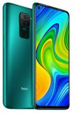 ? Xiaomi Redmi Note 9 Smartphone ? 6,53 Zoll FHD+ 48MP 64GB 5020mAh ? Grün ?