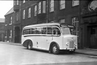 PHOTO Holdsworth, Halifax Bedford SB GCP328 in 1958 at Kitchin's office, Pudsey