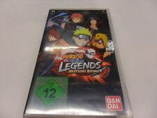 Playstation Portable PSP Naruto Shippuden: Legends: Akatsuki Rising