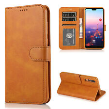 Fr Huawei P30 Pro Case Mate 20 Lite Y6 Y7 Y9 Leather Wallet Magnetic Stand Cover