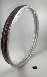 NOS Araya 26 x 1.5 GP710 Rims Silver - Old School MTB - Japan 32H