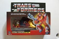 New listing Hasbro Transformers Autobot Cavalier Hot Rod Re-issue Gen 1 - Sealed Mib