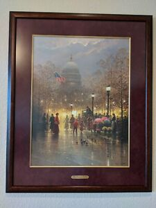 The American Dream By G. Harvey Limited Edition Print 947/4500