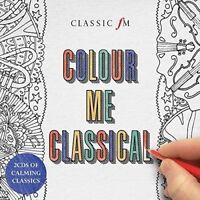 Couleur Me Classique (2016) 32-track 2-CD Neuf / Scellé Fm Colouring Livre