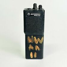 Motorola Radius P110 Black Portable Handheld Two Way Radio