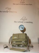 National Geographic Earth Explorer Khaki Camera Bag!New!Only £59,90!