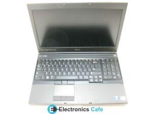 "Dell M4700 15.6"" Laptop 2.7 GHz i7-3740QM 8GB RAM (Grade C No Battery, Caddy)"