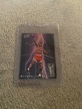 93-94 Fleer Ultra Michael Jordan Scoring Kings Foil Lightning Insert #5 Bulls