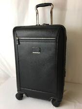 Tumi Astor Osborne 4 Wheel International Leather Carry-on Garment Bag Suitcase