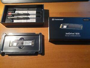 SSD Jetdrive 850 Pcie Gen3 x4 480GB