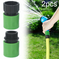 """3/4"""" Female and Male Hose Pipe Fitting Kit Quick Garden Water Connector Adaptor"""