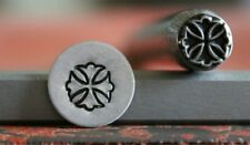 Supply Guy 7mm Maltese Amalfi Metal Punch Design Stamp Sg375-11, Made in the Usa