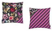 """Designers Guild Lacroix Herbarium Crepuscule Decorative Pillow 20"""" x 20"""""""
