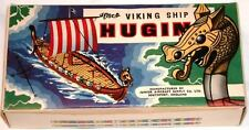 MARITIME : HUGIN VIKING SHIP Wooden Kit            (DJ)