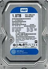 "WD Caviar Blue 1 TB 64MB 7200 RPM 3.5"" Internal (WD10EZEX) Hard Drive HDD 1TB"