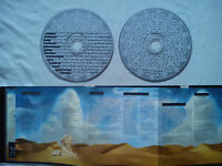 "THE ROLLING STONES –""BRIDGES TO BABYLON"" 2CD PROMO PACK + FREE SET LIST"