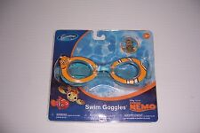 Disney Pixar Finding Nemo Youth Swim Goggles By Swimways New In Package!