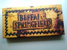 Buffalo Springfield 4 Cd Box Rare Neil Young Stephen Stills Retrospective Fl Au