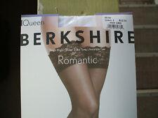 Crossdresser Berkshire Style 1363 Thigh High Stockings White Size Queen 2